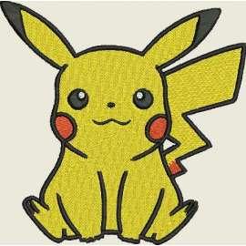 motif Pikachu