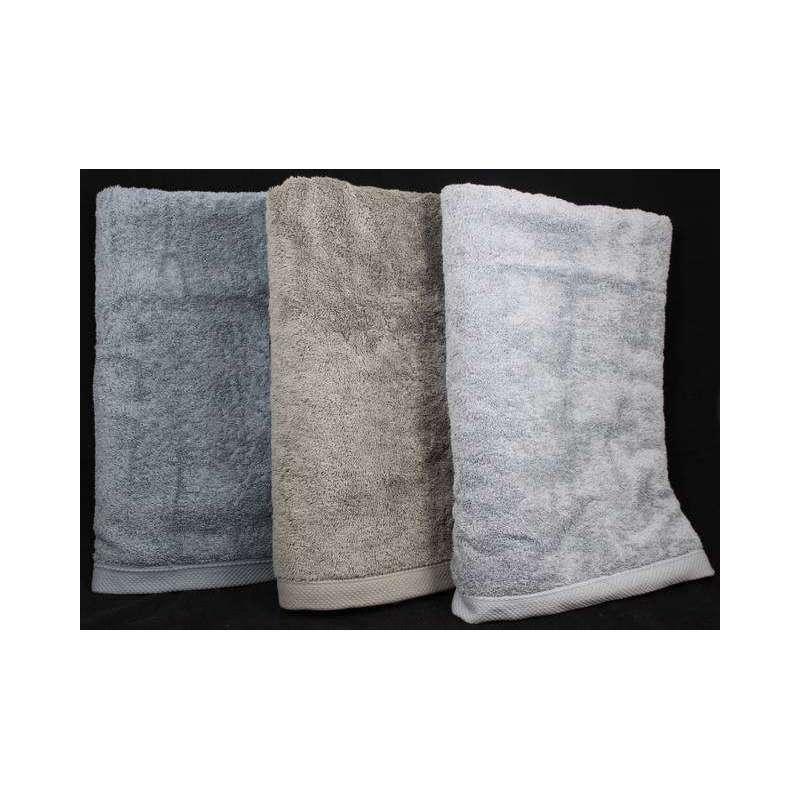 drap de bain brod 100x200 cm m2l creation. Black Bedroom Furniture Sets. Home Design Ideas