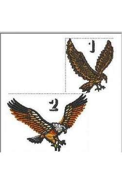 motif aigle