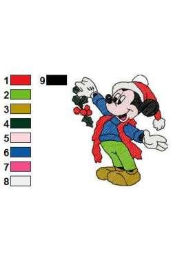 motif Mickey cadeau 3