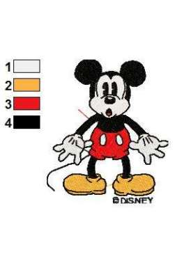 motif Mickey