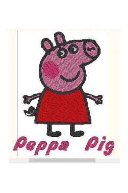 motif Peppa